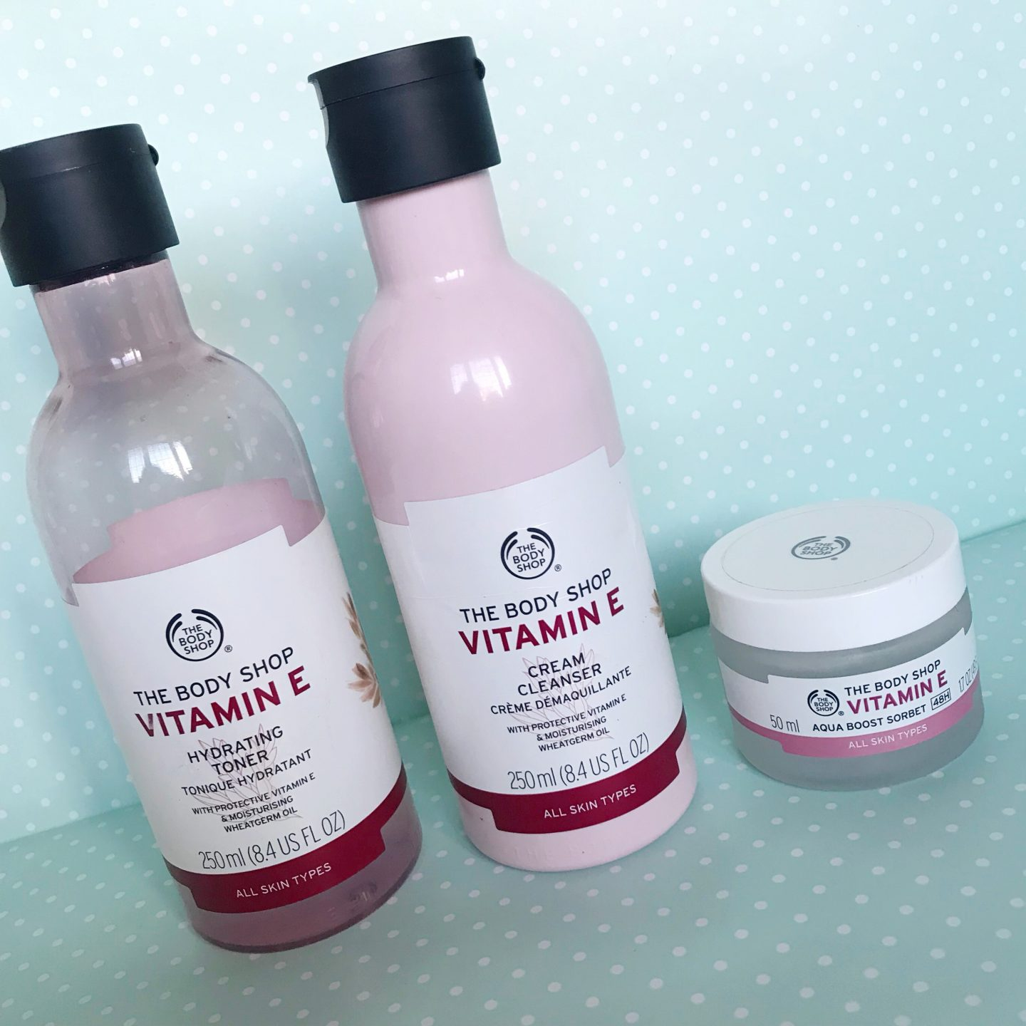 The Body Shop Vitamin E Range | Beauty and Skincare
