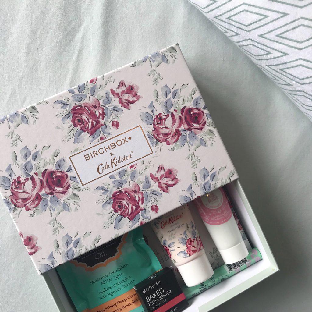 April Birchbox | Beauty and Skincare