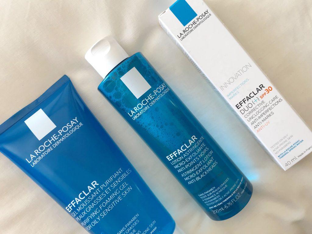 La Roche Posay Skincare Routine – Acne Skin Saviour!?