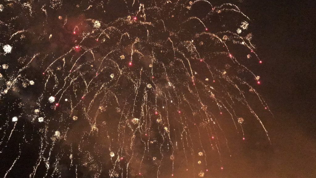 Firework Spectacular at Sledmere House